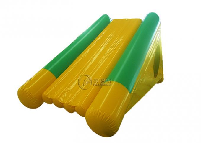 0.9mm Inflatable Water Games Pvc Tarpaulin Commercial For Water Park 0
