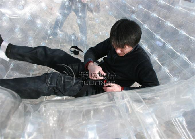 land zorb ball grass zorb for park outdoor sport inflatable toys 2