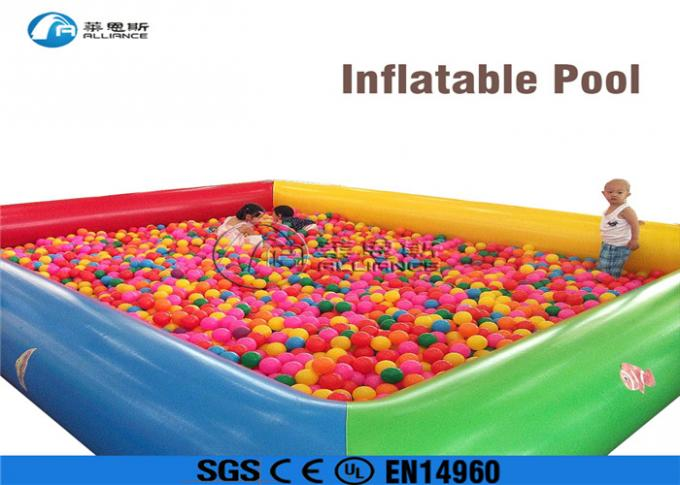 inflatable baby soft play sands inflatable pool ocean ball pool wading pool 0