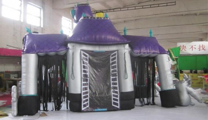 Large Inflatable Bounce House PVC Jumping Bouncer Castle Anti UV No Fading 2