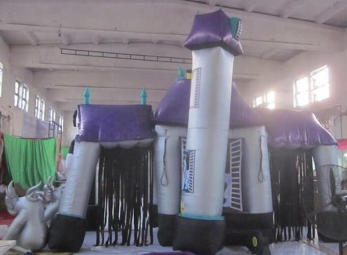 Large Inflatable Bounce House PVC Jumping Bouncer Castle Anti UV No Fading 3