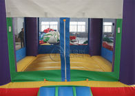 Kids Playground Inflatable Bounce House Commercial Jumping Bouncy Castle supplier