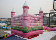 Central City Bounce House Slide Combo Pink Inflatable Amusement Park supplier
