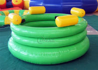 Bumper Boats Inflatable Water Games Floatings Type Durable For Amusement Park supplier