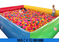 China inflatable baby soft play sands inflatable pool ocean ball pool wading pool factory