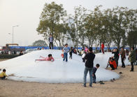 Jumping Cloud Freely Bouncy To Inflatable Sports Games , Fire Retardant