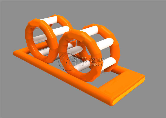 Private Use Floating Water Inflatables Floating Inflatable Obstacle Course supplier