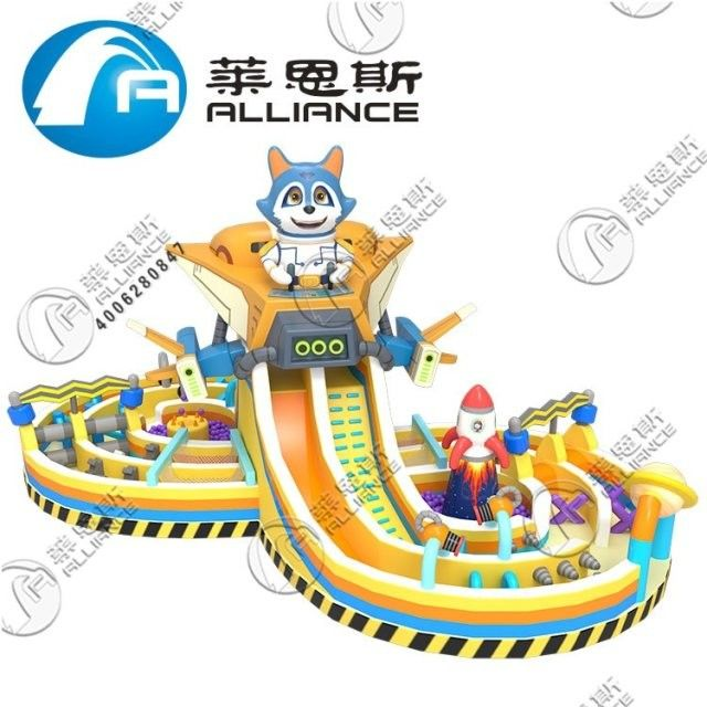 PVC Inflatable Jumping Bouncer Inflatable Bouncy Castle Lead Free Double Stitching supplier