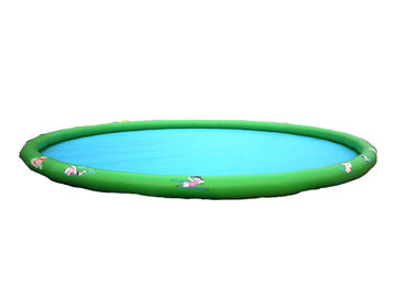 Easy Set Up Inflatable Water Pool Removable Inflatable Round Swimming Pool